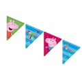 Peppa Pig Party Flag Bunting (1)